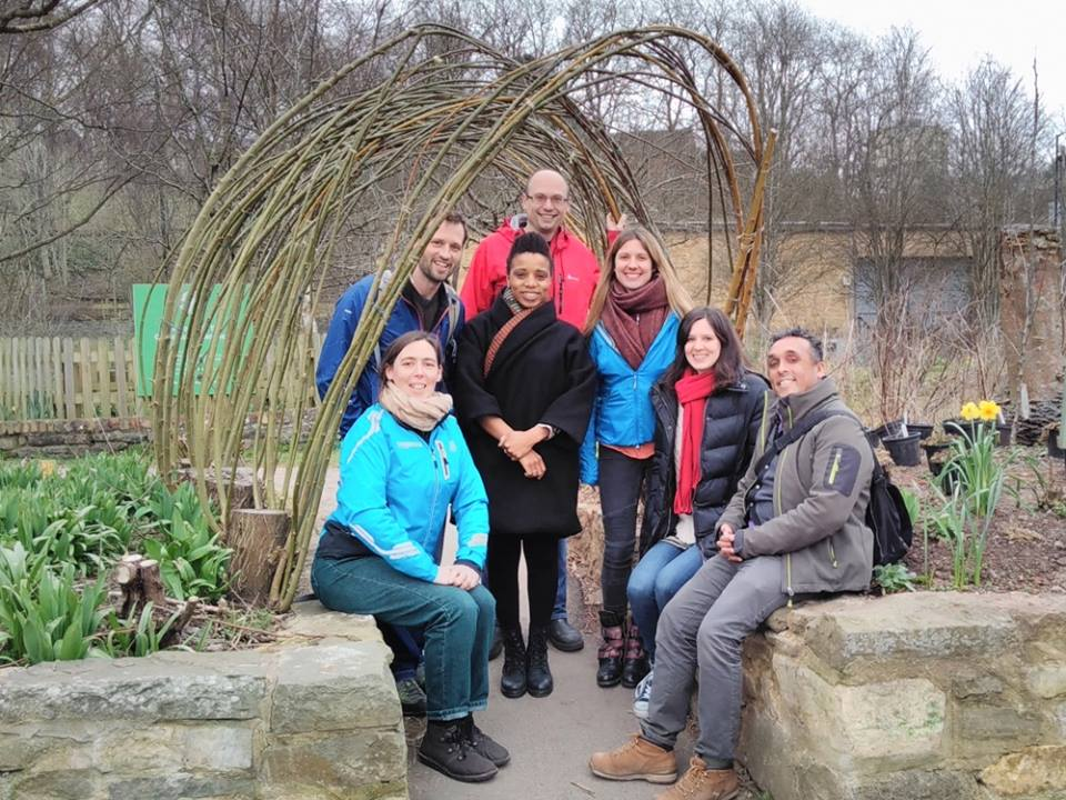 Team away day March 2016