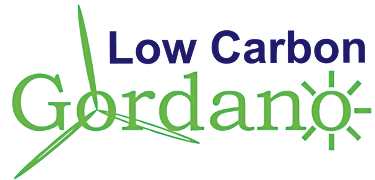 Low Carbon Gordano - logo