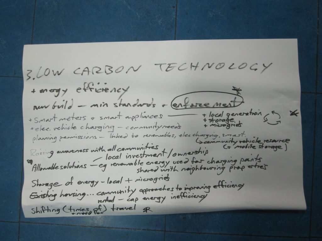 3 low carbon technology